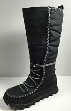 The North Face The Heat Seekers Women's Black Waterproof Boots Size 5.5