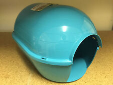 New BLUE Savic Rody Igloo Small Rabbit -  Guinea Pig Plastic Pet House