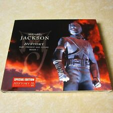 Michael Jackson History Past, Present and Future Book 1 SPECIAL EDITION CD #131