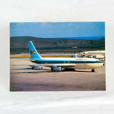 Conair - Boeing 720 - Aircraft Postcard - Top Quality