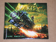 AXXIS - TIME MACHINE - CD LTD. EDITION