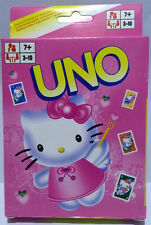 Hello Kitty UNO CARDS Family Fun Playing Card Game Toy Board Game AUS