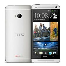HTC ONE M7 32GB QUAD CORE SILBER SMARTPHONE OHNE SIMLOCK 4,7 ZOLL ANDROID