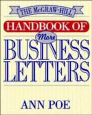The McGraw-Hill Handbook of More Business Letters-ExLibrary