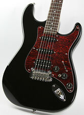 2004 G&L Legacy Tribute Black Finish S-S-H Ex Condition!