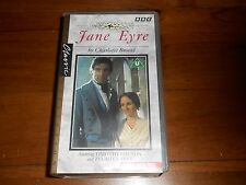 Charlotte Bronte's Jane Eyre - BBC Drama Series VHS/PAL Video Set