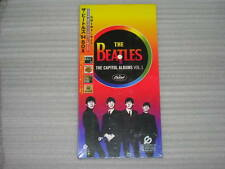 THE BEATLES capitol albums vol.1 JAPAN 4 MINI LP CD GENUINE BOX MEET/SECOND SEAL