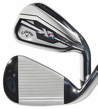 New Callaway XR Combo Iron Set (4h, 5-PW) 7 Club - Speed Step 80 Regular - LH