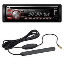 Pioneer deh-4800dab - cd/mp3 - autorradio con DAB/USB/AUX-in + DAB-antena