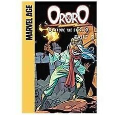 Ororo: Before the Storm, Part 2-ExLibrary