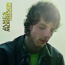CD*JAMES MORRISON**UNDISCOVERED**LIM.PUR.EDIT**NEU&OVP!