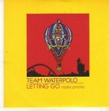 (BZ569) Team Waterpolo, Letting Go - 209 DJ CD