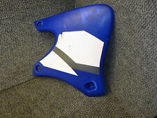 YAMAHA SIDE COVER 4 YZ426F YZ 426 F 2001-2002 SHROUD AIR SCOOP RIGHT SIDE OEM