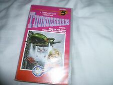 THUNDERBIRD volume 8 end of the road - KIDS CHILDRENS - VHS VIDEO TAPE *1113