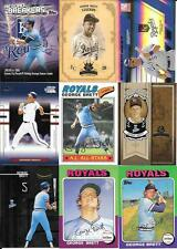 GEORGE BRETT  2003 TOPPS RECORD BREAKERS #GB1  ROYALS  FREE COMBINED S/H