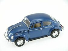 Kinsmart 1967 Volkswagen Classical Beetle (Blue) 1:32 Die Cast Metal Collectable