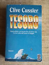 Tesoro - Clice Cussler - ROMANZO