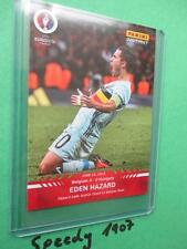 Panini Adrenalyn Euro 2016 INSTANT Limited Edition 63 Hazard Belgium  26 June