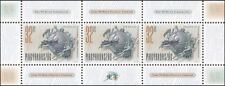 Hungary 1999 UPU/Statue/Post/Mail/Communication/StampEx 3v m/s (n45186)