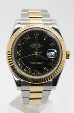 Rolex Datejust II Two Tone Reference 116333