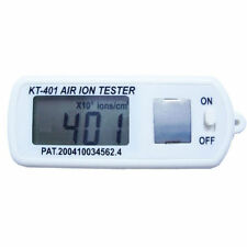 Count-ve Negative Ions with Peak Maximum Hold Air Ion Tester Meter Counter Test