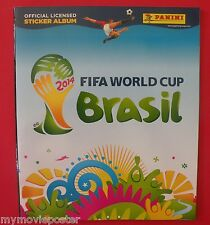 PANINI BRAZIL WORLD CUP 2014 FOOTBALL BRASIL EMPTY ALBUM PERFECT CONDITION