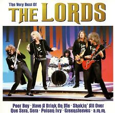 THE LORDS - THE VERY BEST OF CD (GREATEST HITS) DEUTSCHER BEAT-KULT