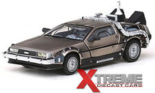 VITESSE 24010 1:43 DE LOREAN DMC 12 COUPE BACK TO THE FUTURE II 2