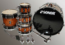 Sonor ProLite Series Walnut Brown Burst Shellset 5-teilig