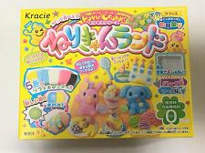 kracie popin cooking happy kitchen Nerican land Japanese candy DIY
