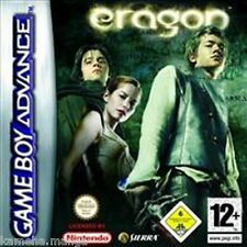 ERAGON nintendo Game boy advance DS NEW NEUF EN BLISTER PAL