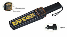 METAL DETECTOR SCANNER RILEVATORE METALLI LED VIBRAZIONE SUPER SCAN MD-30003BB1