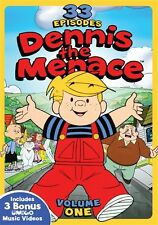 DENNIS THE MENACE VOLUME ONE 1 New Sealed 3 DVD Set 33 Episodes