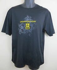 Zorrel croisés rugby union shirt top tee jersey canada homme large l