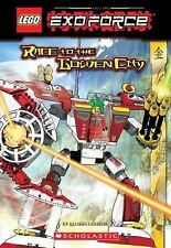 Exo-force: Race To The Golden City (Lego)-ExLibrary
