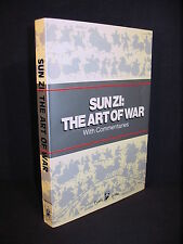 Sun Zi : The Art of War (1997, Paperback) English-Chinese Text with Commentaries