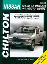 1987-1988 Nissan Pathfinder
