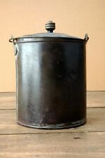 Antique Early American Tinware Storage Container AP11071608