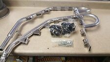 AC RACING BRAND NEW NERF BARS FOR SUZUKI LTR450 WITH NETS AND HARDWARE NOS