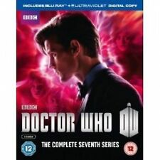 DOCTOR WHO - COMPLETE SERIES 7 - BLU RAY - NEW / SEALED - UK STOCK