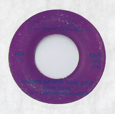 DAVE CAVE Shower Me with Your Love  45 RECORD PRIVATE 80s XIAN ROCK AOR listen