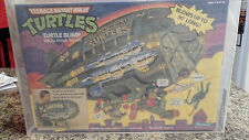 1989 TMNT Turtle Blimp AFA 85