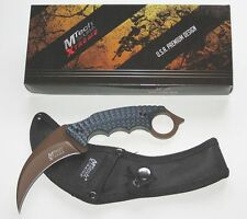 MTECH XTREME KARAMBIT MX-8140BT FIXED BLADE KNIFE NEU/OVP !