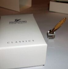 Swarovski Crystal Memories Ink Quill Pen & Well Stand 2 Pc MIB Mint w/Box