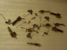 DOODLE BUG WILLIAMS '71 PINBALL MACHINE PLAYFIELD LARGE LOT ROLL OVER SWITCHES!