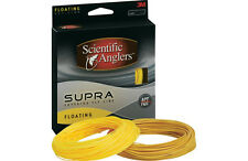 Scientific Anglers Supra WF-3 Floating Fly Line w/ Loop -Sunrise- New- Free Ship