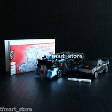 Hasbro Transformers RID Spychanger Black Ultra Magnus Ironhide Minibots Legends