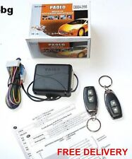 Car Remote Control Central Lock Locking Kit Keyless Entry System 2195 New