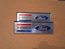 AC Cobra 289 Ford pages emblème