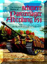 COMBAT HISTORY OF SCHWERE PANZERJAGER ABTEILUNG 654